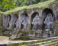 Tempio di Gunung Kawi Immagini Stock Libere da Diritti