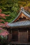 Tempio di Hasedera, Sakurai, Nara Immagini Stock Libere da Diritti