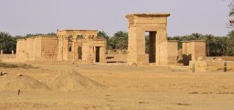 Tempio di Hibis Fotografie Stock Libere da Diritti