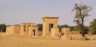 Tempio di Hibis Fotografia Stock