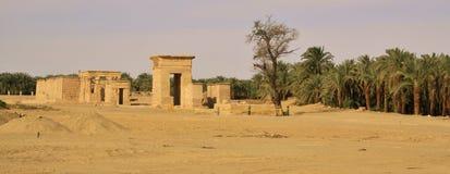 Tempio di Hibis Immagini Stock