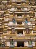 Tempio di hindi, Butterworth, Penang, Malesia immagine stock libera da diritti