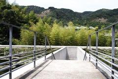 Tempio di Honpuku-ji fotografia stock