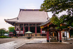 Tempio di Ikegami Honmonji, Ota-ku, Tokyo, Giappone Fotografia Stock