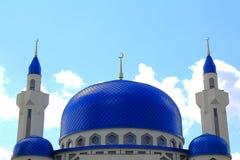 Tempio di Islam della Russia del sud Fotografia Stock