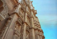 Tempio di Jagannath fotografia stock libera da diritti