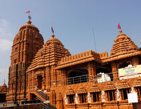 Tempio di Jagannath Puri Immagine Stock Libera da Diritti
