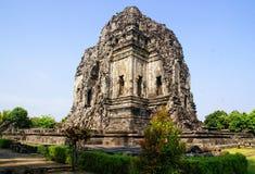 Tempio di Kalasan Fotografia Stock
