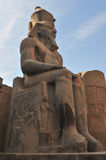 Tempio di Karnak - Luxor, Egitto, Africa Fotografie Stock