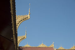 Tempio di Keng della La di Phra Jow Fotografie Stock