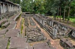 Tempio di Keo di tum Immagini Stock