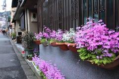Tempio di Kiyomizu, Giappone Fotografia Stock