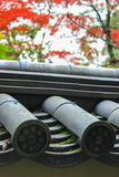 Tempio di Kotoin in autunno Fotografia Stock Libera da Diritti