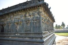 Tempio di Kurudumale Ganesha, Mulbagal, il Karnataka, India fotografia stock