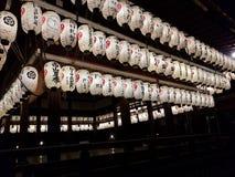 Tempio di Kyoto, Giappone fotografie stock