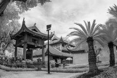Tempio di letteratura Fotografia Stock