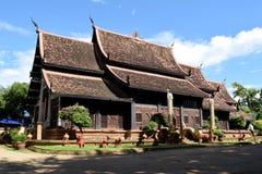 Tempio di Lokmolee o chiangmai di lokmolee del wat, Tailandia fotografia stock