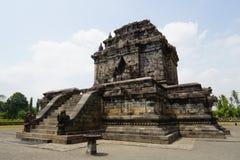 Tempio di Mendut, Java, Indonesia immagini stock
