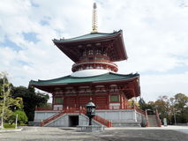 Tempio di Narita Fotografia Stock Libera da Diritti