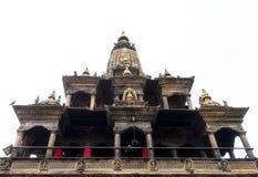 Tempio di Patan fotografia stock