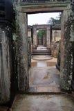 Tempio di Polonnaruwa Fotografia Stock Libera da Diritti