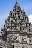 Tempio di Prambanan, Indonesia 2 Fotografia Stock Libera da Diritti