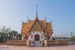 Tempio di Putta Mongkol Suksit Fotografia Stock