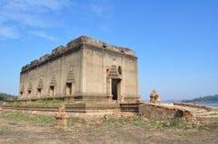 Tempio di rovina di Sangkhlaburi, Tailandia Immagini Stock Libere da Diritti