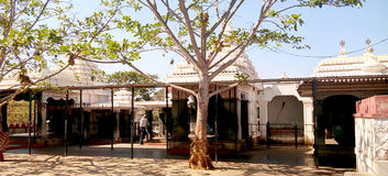 Tempio di Sabara Srikhetra Jagnnath Immagini Stock