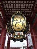 Tempio di Sensoji Immagine Stock