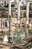 Tempio di Serapide, Pozzuoli, Napoli Photographie stock