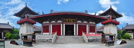 Tempio di Shanghai Immagini Stock Libere da Diritti