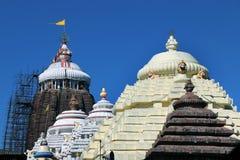 Tempio di Shree Jagannath a Puri in Odisha, India immagini stock libere da diritti