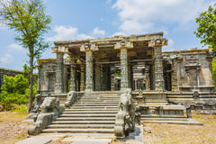 Tempio di siva di signore di Chidambaram fotografia stock libera da diritti