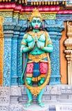 Tempio di Sri Krishnan Fotografie Stock Libere da Diritti