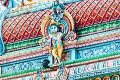 Tempio di Sri Krishnan Immagine Stock Libera da Diritti