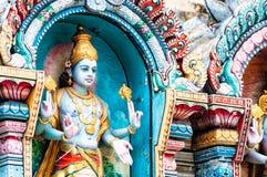 Tempio di Sri Krishnan Fotografia Stock Libera da Diritti