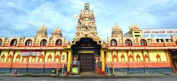 Tempio di Sri Thandayuthapani immagine stock libera da diritti