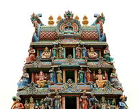 Tempio di Sri Veerama Kaliamman Fotografie Stock