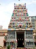 Tempio di Sri Veeramakaliamman, poca India, Singapore Fotografia Stock Libera da Diritti