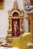 Tempio di Ssangyong in Chiang Mai Immagini Stock Libere da Diritti