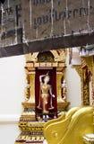 Tempio di Ssangyong in Chiang Mai Immagine Stock Libera da Diritti