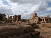 Tempio di storia di eredità Immagine Stock Libera da Diritti