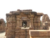 Tempio di storia di eredità Fotografie Stock Libere da Diritti