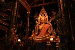 Tempio di Sukhothai Immagini Stock