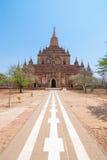 Tempio di Sulamani Immagine Stock Libera da Diritti