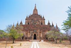 Tempio di Sulamani Immagini Stock Libere da Diritti