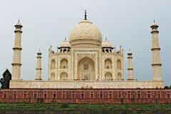 Tempio di Taj Mahal/mausoleo - Agra Immagine Stock Libera da Diritti