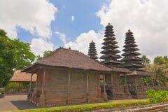 Tempio di Taman Ayun Immagini Stock Libere da Diritti