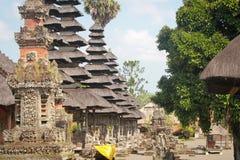 Tempio di Taman Ayun, Indonesia Fotografia Stock